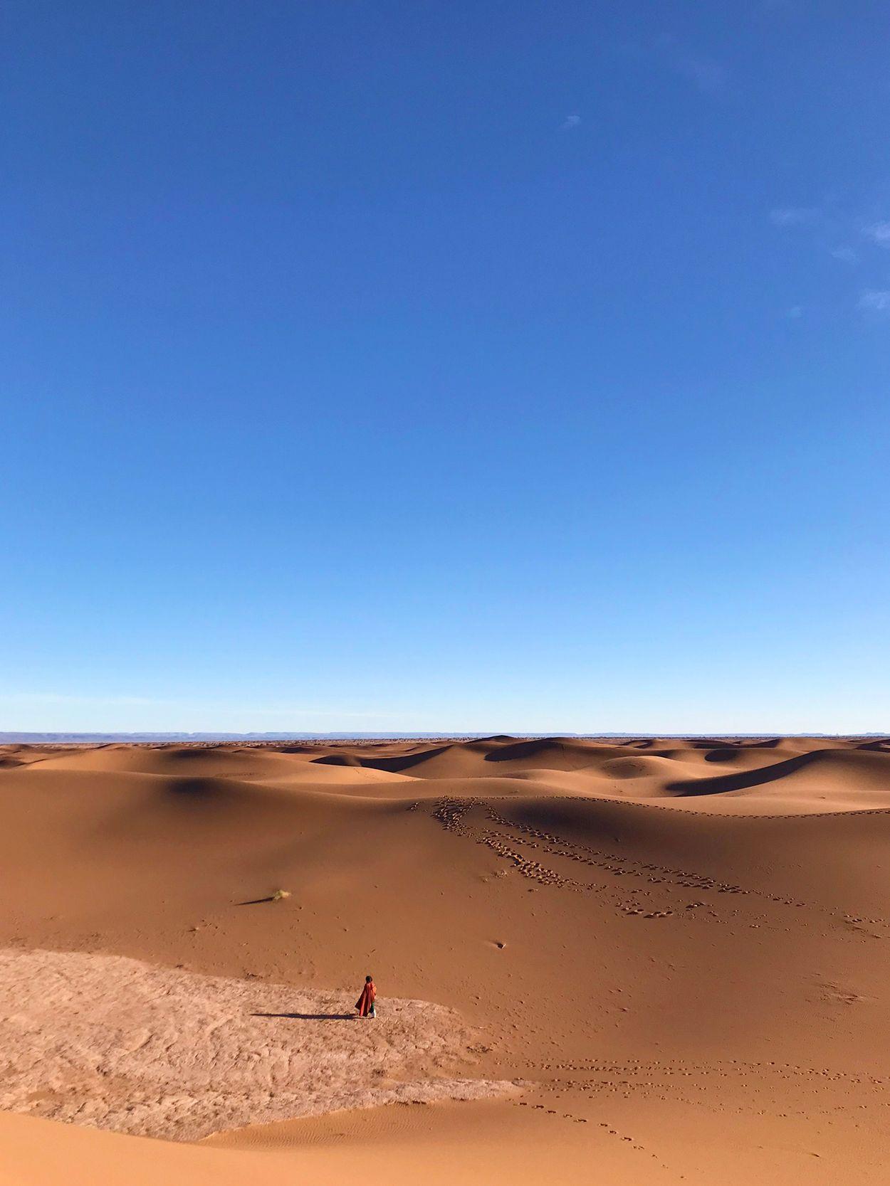 still desert Marokko