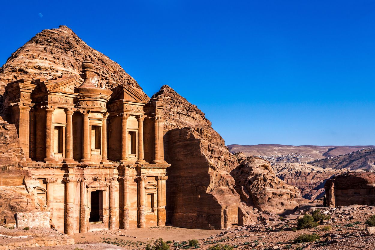 Afbeelding van Het unieke verhaal van Petra, het wereldwonder in het Midden-Oosten