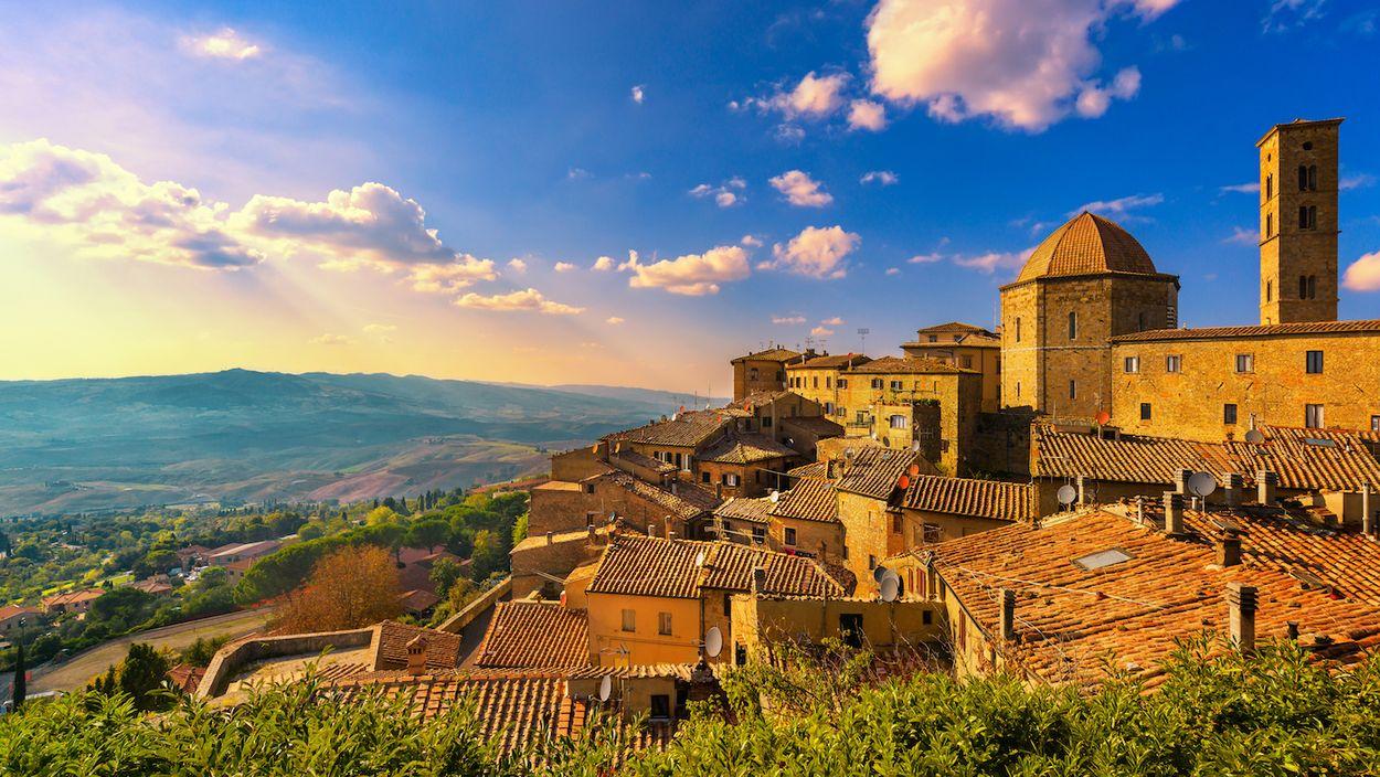 Afbeelding van Is dit de mooiste heuvelstad van Toscane?