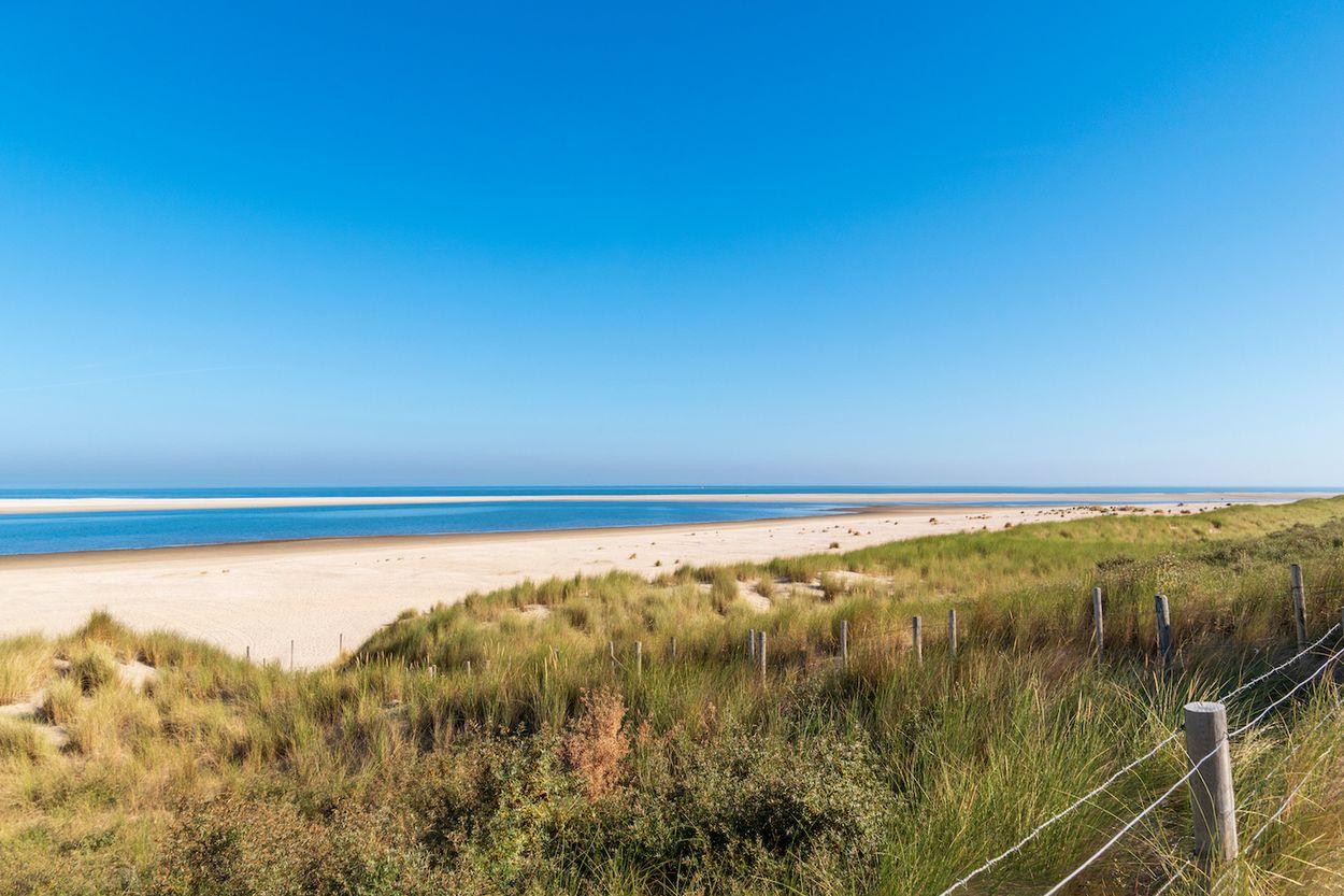 Afbeelding van Dit zijn de kalmste kustplekken van Nederland