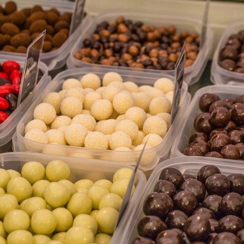 Afbeelding van Bij Europa's allergrootste chocoladefestival is het tien dagen lang feest