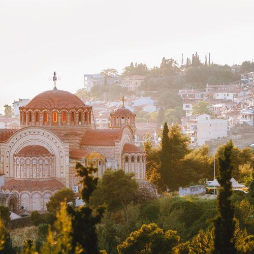 Afbeelding van Thessaloniki & Athos