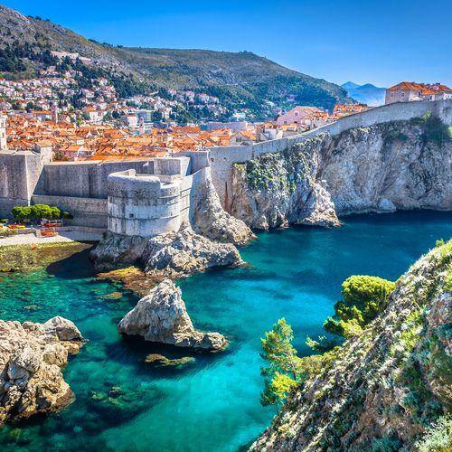 Afbeelding van Zuid-Kroatië