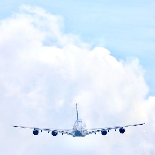 Afbeelding van Vliegen zonder bestemming: hoe zit dat?
