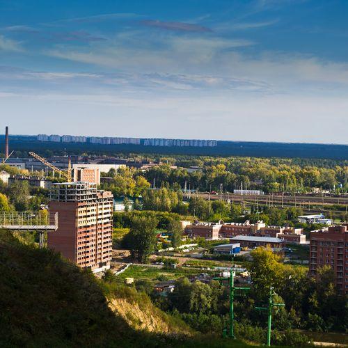 Afbeelding van Novosibirsk & Jekaterinenburg