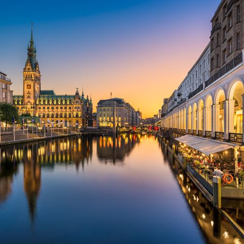 Afbeelding van Hamburg