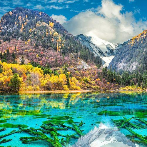 Afbeelding van Is dit het zusje van Plitvice Lakes National Park?