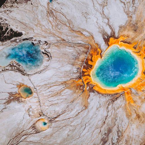 Afbeelding van Buitengewoon buitenaardse plekken: van China tot Bolivia
