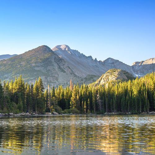 Afbeelding van Canadese Rocky Mountains