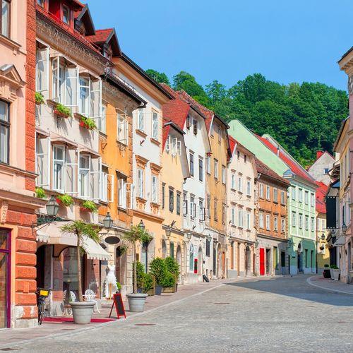 Afbeelding van Ljubljana