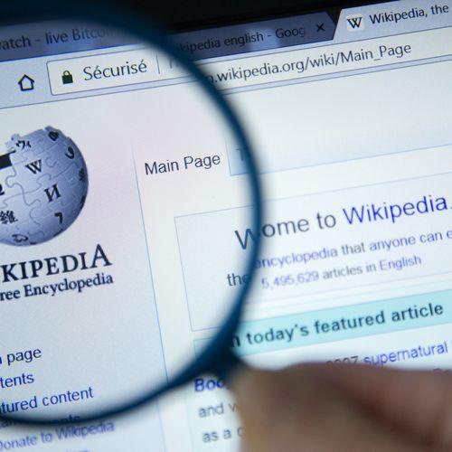 Afbeelding van Wat een simpele aanpassing op Wikipedia voor toerisme betekent