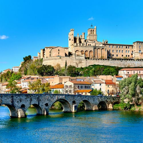 Afbeelding van Béziers: de Zuid-Franse stad die nog authentiek gebleven is