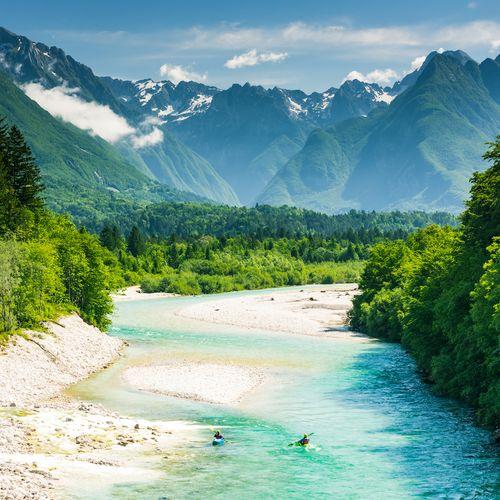 Afbeelding van Een route langs de meest idyllische plekken van Slovenië