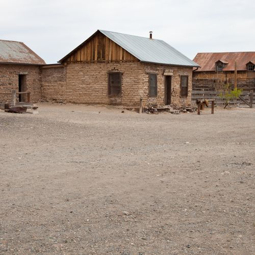 Afbeelding van New Mexico ghost towns